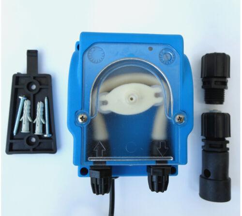 ventosa y manguera presión leadoras Dosieranlage PSP 230v 1,5 l//h fussventil