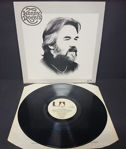 Kenny Rogers  Kenny Rogers  UK  1976  UAS 30046 - Mold, United Kingdom - Kenny Rogers  Kenny Rogers  UK  1976  UAS 30046 - Mold, United Kingdom