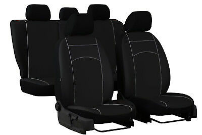 VW PASSAT B7 2010-2014 STRONG FABRIC FRONT TAILORED SEAT COVERS MADE TO MEASURE