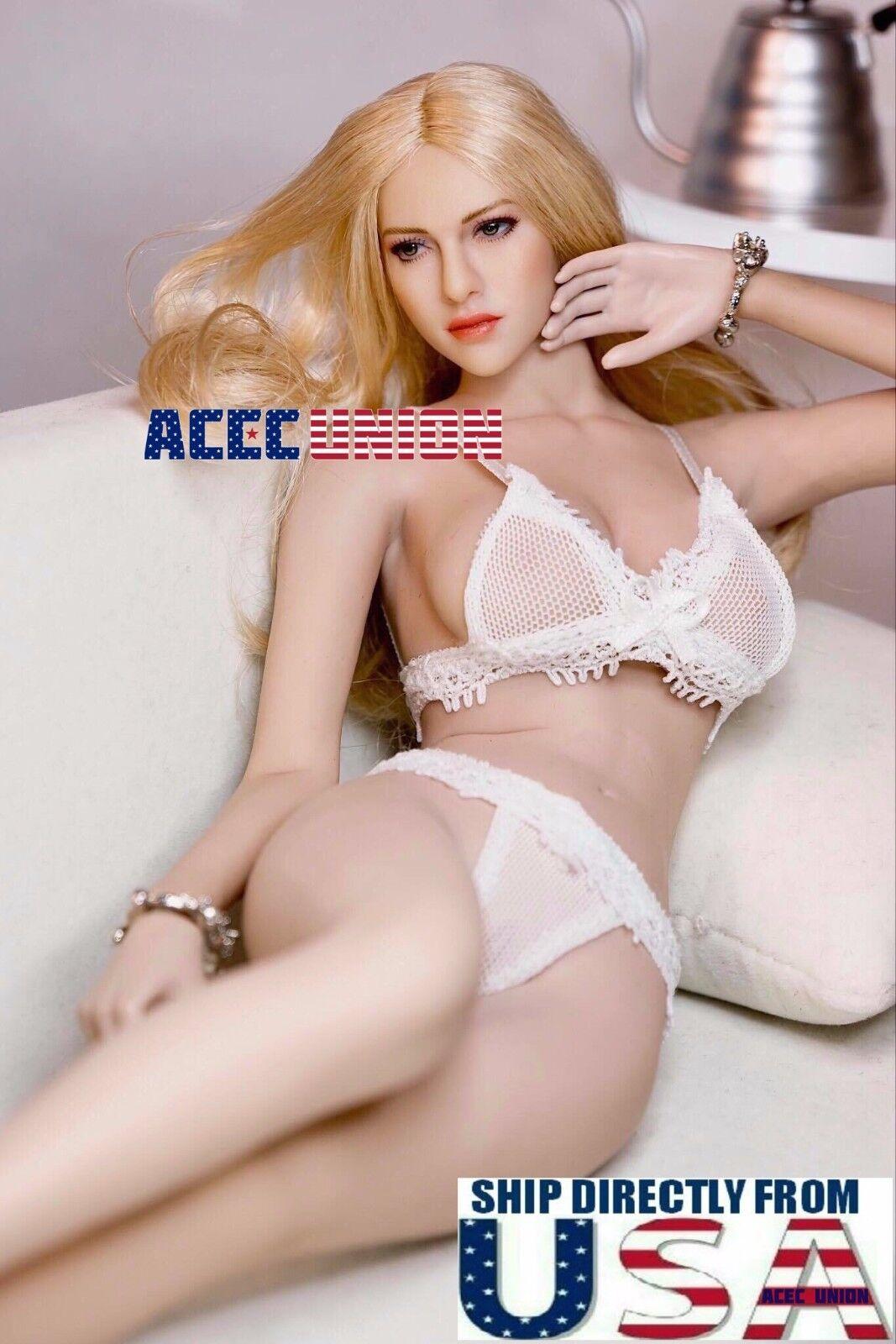 Phicen 1   6  american beauty nahtlosen bild - puppe mit lingeries - verkäufer