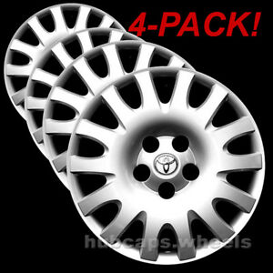Toyota Camry 2002-2006 Hubcaps - Genuine Factory OEM 61116 Wheel Covers (4-Pack)
