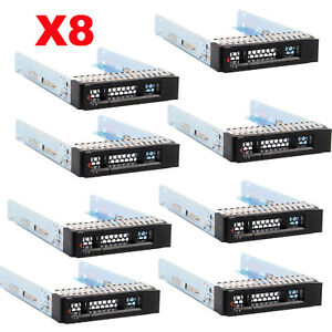 Lot-of-8-2-5-034-SAS-SATA-Hard-Drive-Caddy-Tray-Sled-for-IBM-X3650-M5-X3650M5-NEW