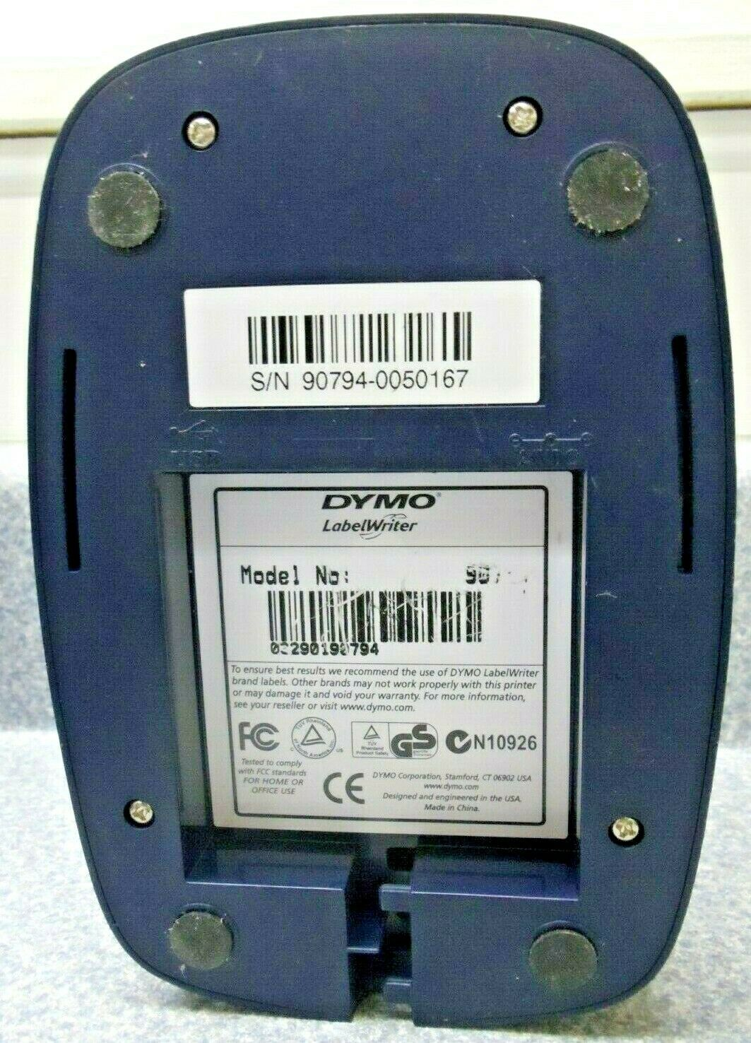Betere Dymo LabelWriter 310 Label Thermal Printer for sale online | eBay ZH-75
