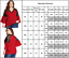 Plus-Size-Women-Lace-Crochet-V-Neck-Bell-Sleeve-Casual-Loose-T-Shirt-Blouse-Tops thumbnail 3