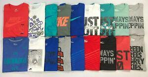 Men-039-s-Nike-Dri-Fit-The-Nike-Tee-Athletic-Cut-Tri-Blend-T-Shirt