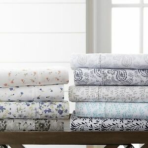 Home-Collection-Premium-4-Piece-Printed-Bed-Sheet-Set-11-Beautiful-Designs