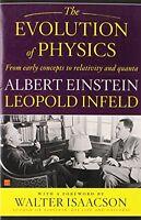 The Evolution Of Physics By Albert Einstein, (paperback), Touchstone , New, Free