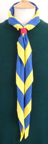 CUB Scout Boy Scout Uniforme neckers-varie combinazioni di colori-Taglie adulto