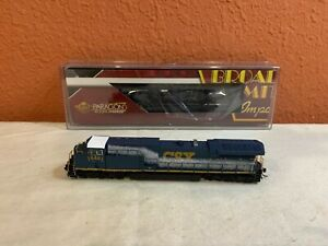 N-SCALE-BLI-PARAGON3-ROLLING-THUNDER-3746-GE-AC6000-CSX-648-DCC-amp-SOUND-NEW