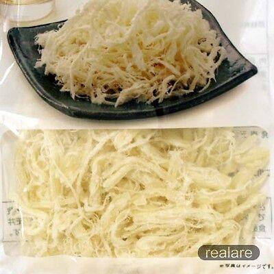Soft Prepared Shredded Squid SURUME Plain Flavor 30g KAMOI JAPAN
