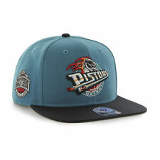 Detroit Pistons - '47 Brand NBA Snapback Hat Cap Sure Shot Hardwood Classics HWC