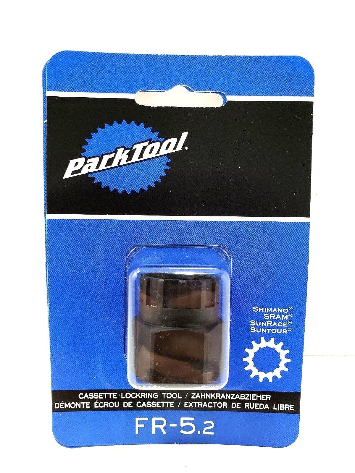 Park Tool FR-5.2 Bicicleta Cassette lockring COG herramienta de eliminación se adapta Shimano Sram XX1