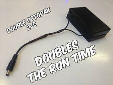 Double OCTOPAK 2-S 2 X 8 Cover Cased Desert Rated LED Strip Light Battery Pack