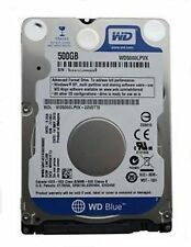 "WD 500 GB 2.5"" BLUE LAPTOP INTERNAL SATA HARD DISK DRIVE (WD5000LPVX/WD5000LPCX)"