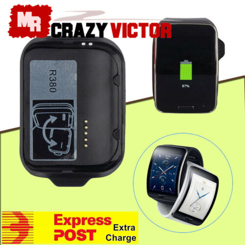 New Charging Dock Cradle Charger Adapter Cable For Samsung Galaxy Gear 2 SM-R380