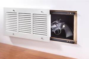 Small Hidden Safe For Jewelry Gun Storage Hide Away Pistol
