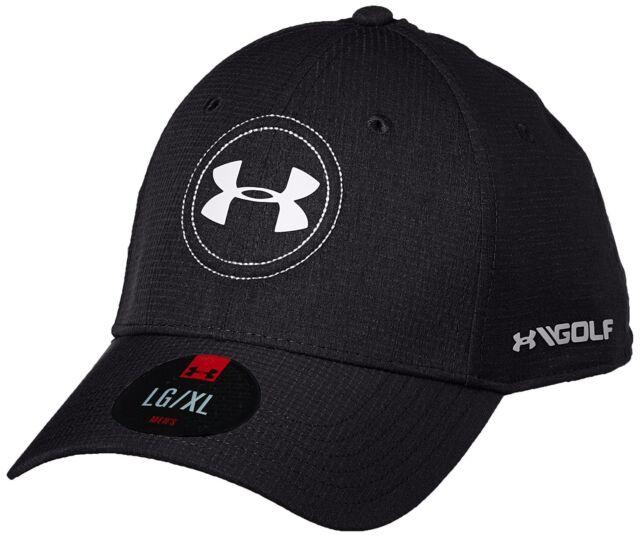 5a7b948a6b2d Under Armour Mens UA Golf Official Tour Cap Jordan Spieth 2.0 ...