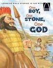 One Boy, One Stone, One God by Michelle Medlock Adams (Paperback, 2012)