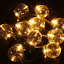 Retro-ampoules-solaire-fee-String-lumiere-lampe-jardin-exterieur-decoration-fil-Cooper-Noel miniature 6