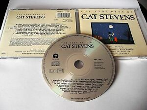 CAT-STEVENS-THE-WEY-BEST-OF-CD-1990-ISLAND-LABEL-MADE-IN-FRANCE