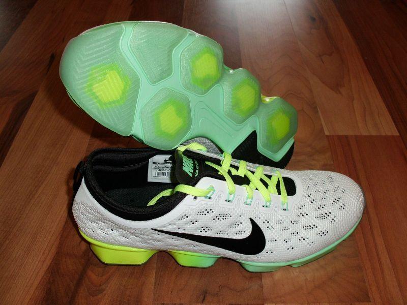 Nike Zoom Fit Fit Fit correr entrenamiento de agilidad Blanco Verde voltios nos para Mujer Nuevo 1a2045
