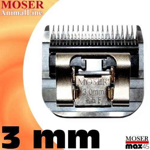 3mm Cabezal   Juego de Cortar Moser 1245   1221 1247 1248 1250 Max 45 , Max 50