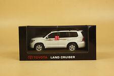 1/43 Toyota Land cruiser diecast model