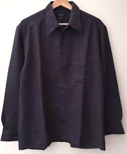 Homme-Violet-Next-Shirt-M-lt-NZ778