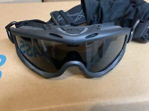 Wiley-X-Goggles-Smoke-Grey-Clear-orange-Military-Snowboarding