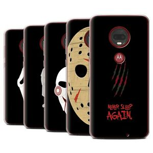 Gel-TPU-Case-for-Motorola-Moto-G7-G7-Plus-Horror-Movie-Art