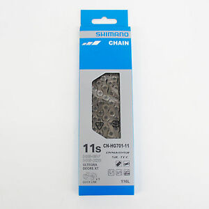 6e9d06a90f2 Shimano ULTEGRA XT CN-HG701-11 HG-X11 11 Speed Chain & Quick-Link ...