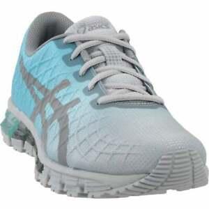 ASICS Gel-Quantum 180 4  Womens Running Sneakers Shoes    - Blue