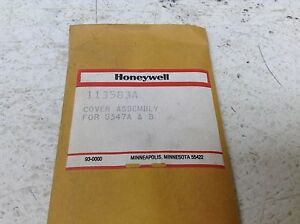 Honeywell-113583A-Cover-Assy-New