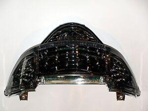 Smoked-LED-tail-light-Lampe-mit-Signale-Honda-VFR-800-rc46-1998-2001-vfr800