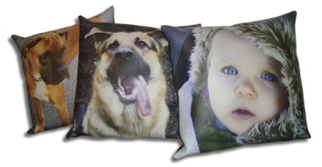 Custom made cushion covers - Edge to Edge Print - Add your own Image