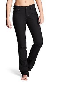 My-Star-Tailormade-Straight-Leg-Jeans-Black-Ladies-Size-W29-L32-Box20-02-A
