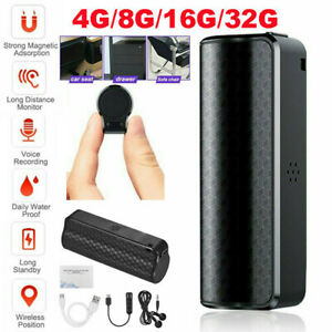 4GB-32GB-Spy-Recording-Device-Voice-Activated-Recorder-Mini-Magnetic-Audio-MP3