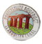 Pontcysyllte Aquaduct Llangollen Canal Denbighshire Wales Small Pin Badge