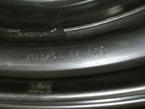 "2011-2018 Peugeot 508 17/"" Rechange Space Saver roue V1"
