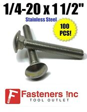 Pack of 50 SHORPIOEN Carriage Bolt 18 8 Stainless Steel 5//16-18 x 3//4 BC-3112C188-50