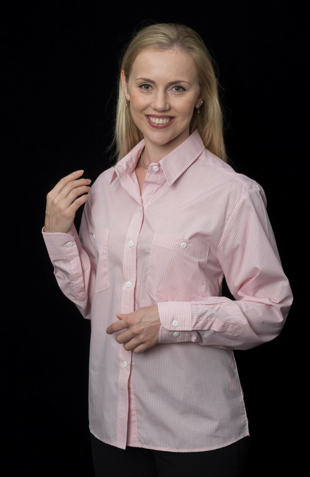 Ladies Blouse - Ladies Shirt - Australian Traditional Clothing - 610217