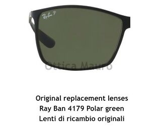 5762745651 Image is loading Ray-Ban-RB-4179-Original-Replacement-Lenses-Original-