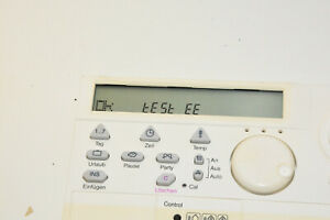 Buderus-Logamatic-ERC-Raumthermostat-Software-Sv-2-0-2-J-Garantie-e652