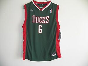 the latest 4005d 70afb Details about NEW Adidas ANDREW BOGUT Youth XL (18-20) Milwaukee Bucks  Vintage NBA Jersey NWT