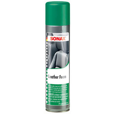 SONAX Leather Foam Leather Cleaner & Conditioner SON-289300