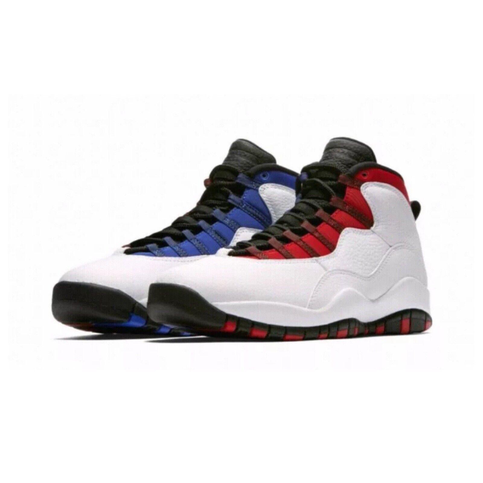 NEW Nike AIR JORDAN 10 RETRO  Class of 2006  Russell Westbrook-310805 160-Sz 10