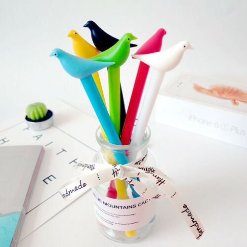 Wholesale 13Styles Gel Pen Ballpoint Stationery Writing Sign Child School Office
