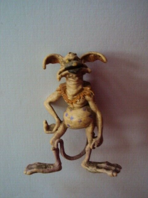 StarWars collection :  STAR WARS EPISODE 6 - POTJ - SALACIOUS CRUMB (JABBA) LOOSE COMPLETE HASBRO