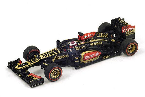 muchas sorpresas S3071 Spark 1 43  Lotus E21  7 Estados Estados Estados Unidos Grand Prix 2013 Heikki Kovalainene  cómodo