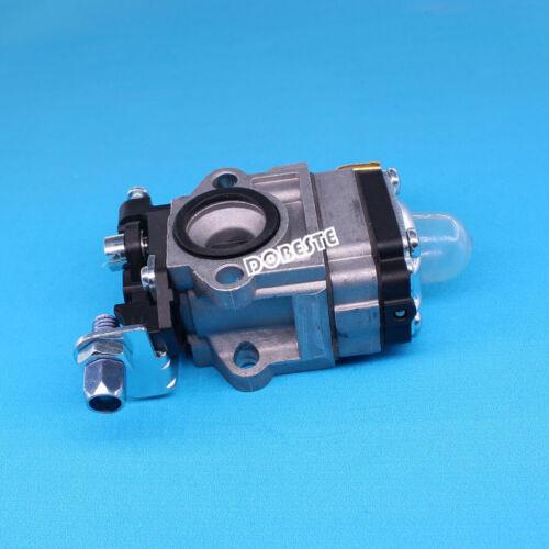 Carburateur Pour Echo HCA260 HCA261 PE260 PE261 PPT260 SHC260 SHC261 SRM260 SRM261